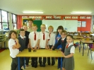 3rd Class - Science Experiment