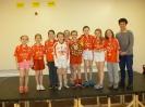 Mini Olympic Handball Winners