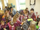 Visit from Galway Minor Hurlers